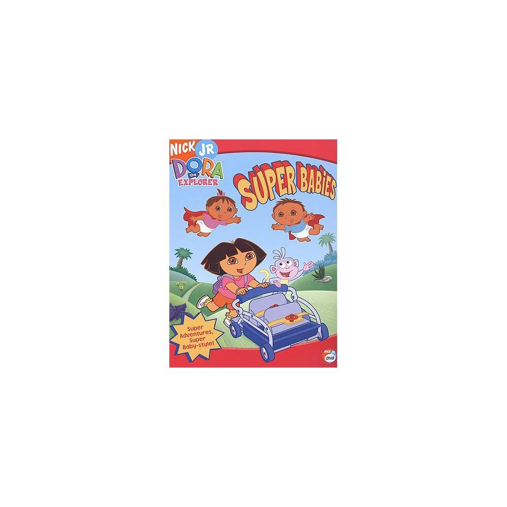 Dora The Explorer:Super Babies (Dvd)