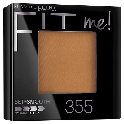 Image result for maybelline set and smooth powder 355