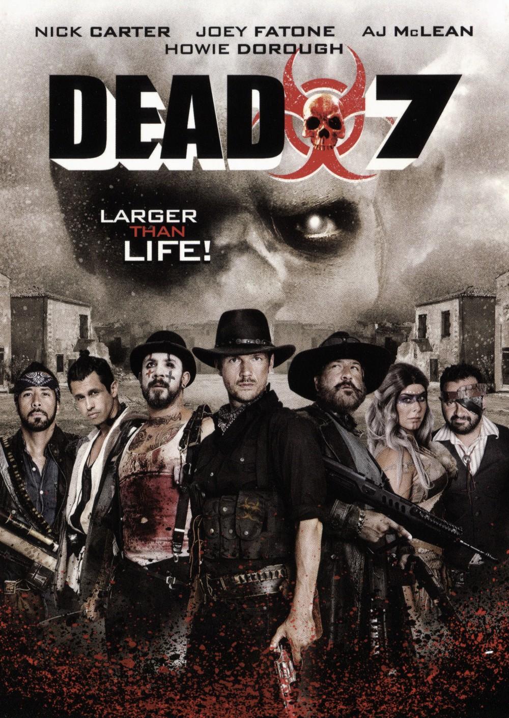 Gaiam Dead 7 (Dvd), Movies