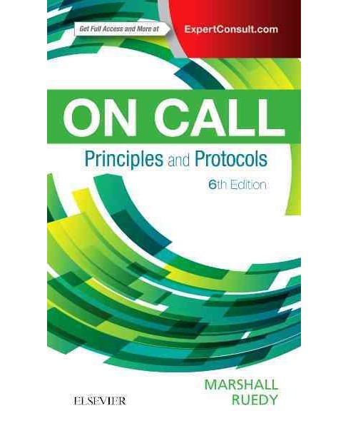Principles and Protocols (Paperback) (M.D. Shane A. Marshall & John Ruedy) - image 1 of 1