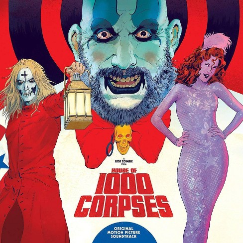 Various - House of 1000 Corpses (OST) (Vinyl) - image 1 of 1