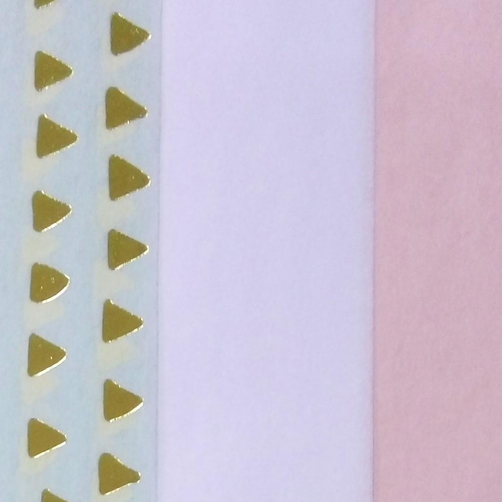 20ct Triangle Pattern Tissue Paper - Spritz, Multi-Colored