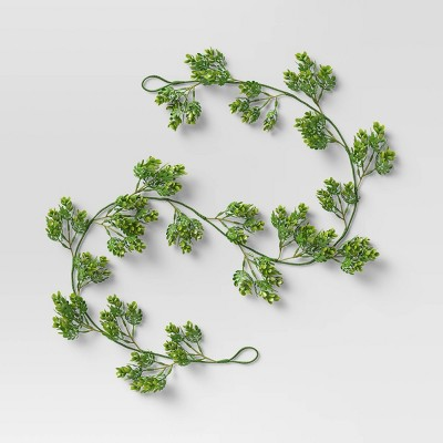 "60"" Artificial Boxwood Garland - Threshold™"