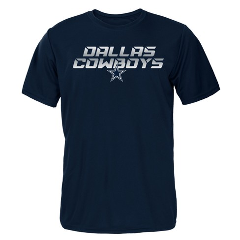 55f7cd352 Dallas Cowboys Men s Monarch Performance T-Shirt S   Target
