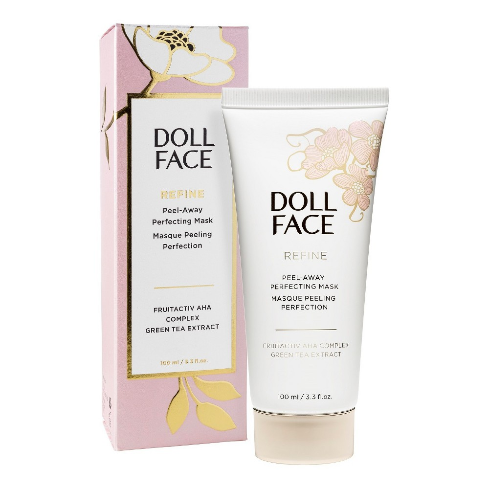 Image of Doll Face Refine Peel-Away Refining Gel Face Mask - 3.3 fl oz