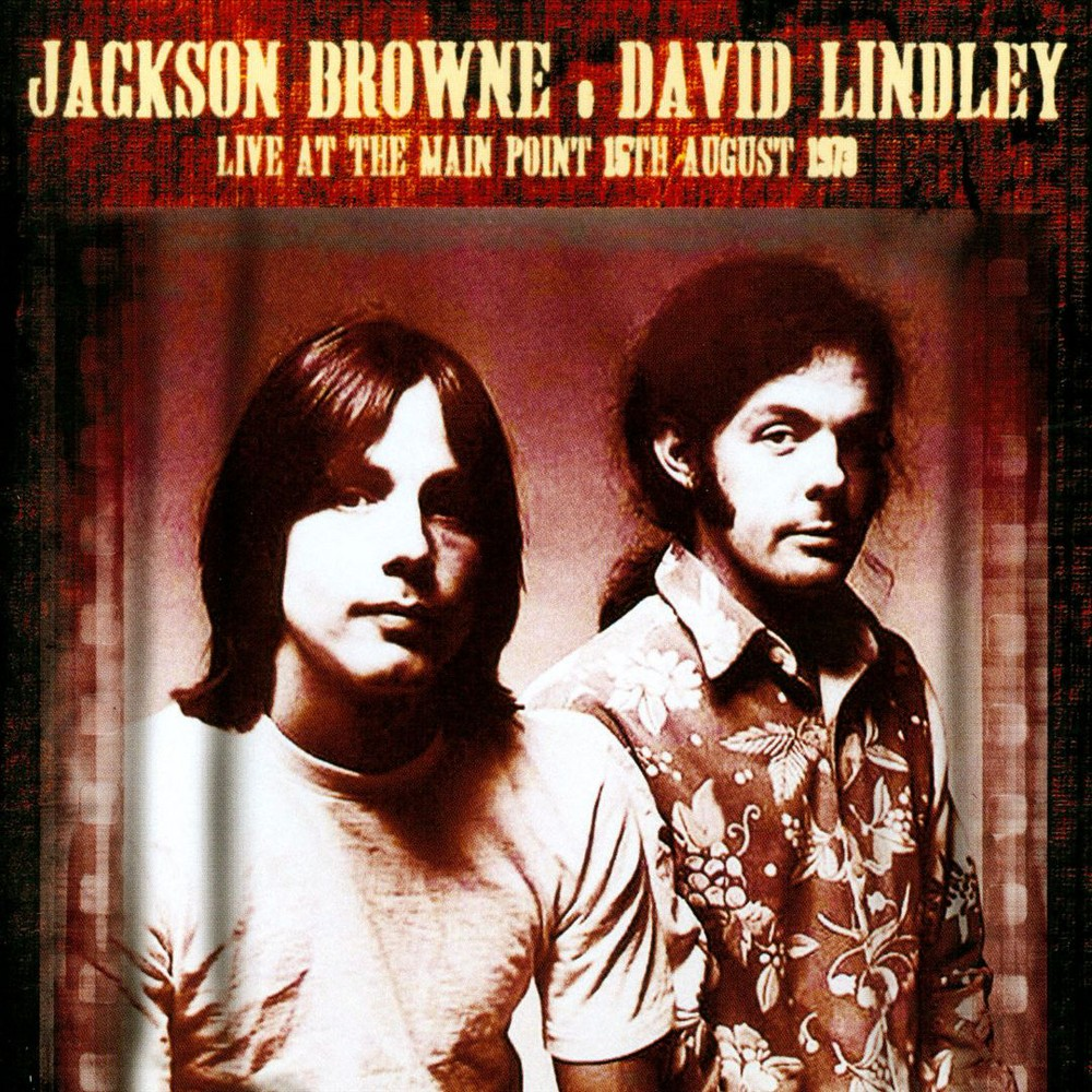 Jackson Browne - Live At The Main Point August 15 1973 (CD)