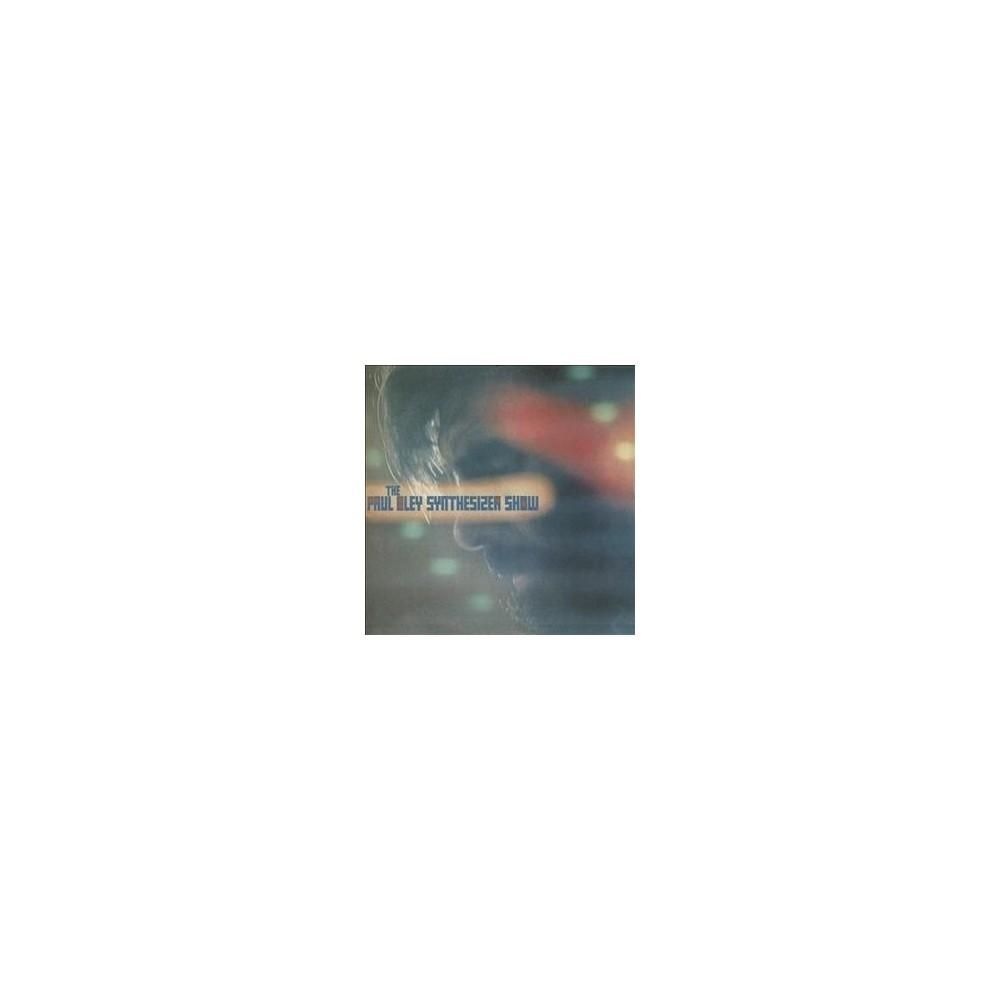 Paul Bley - Paul Bley Synthesizer Show (CD)