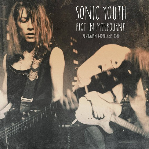 Sonic Youth - Riot in Melbourne (Vinyl) - image 1 of 1