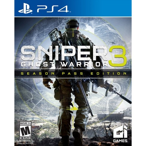 Sniper Ghost Warrior 3 Season Pass Edition PlayStation 4 - image 1 of 9