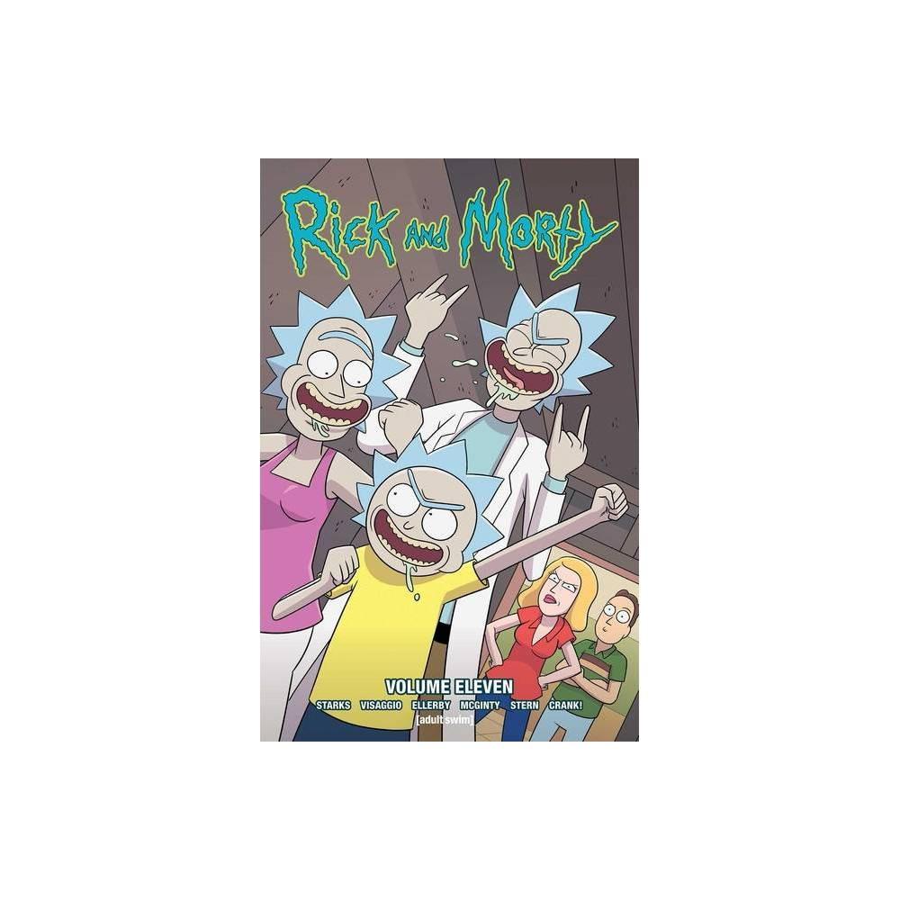 Rick And Morty Vol 11 Volume 11 By Kyle Starks Magdalene Visaggio Paperback