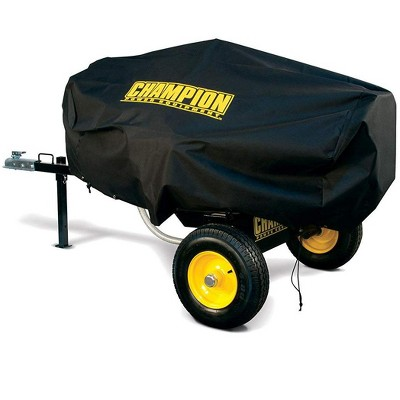 Champion Power Equipment Heavy Duty Water/Weather Resistant 15 to 27 Ton Log Splitter Storage Cover Accessory