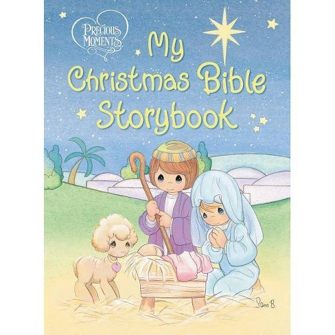 My Christmas Bible Storybook - (Precious Moments (Thomas Nelson)) (Board_book) - image 1 of 1