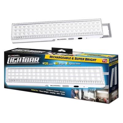 As Seen on TV Tac Light Bar LED Portable Lights White