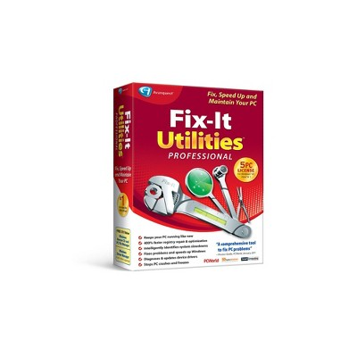 Avanquest Fix-It Utilities Professional - PC (Digital)