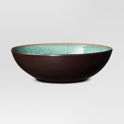 Belmont Glazed Stoneware Bowl 32oz Green - Set of 4 - Threshold™