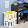 Storage Crate White - Room Essentials™ - image 2 of 3