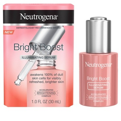 Neutrogena Bright Boost Illuminating Serum - 1 fl oz