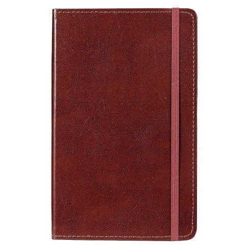 CR Gibson 240ct Small Leather Pocket Blank Journal - image 1 of 3