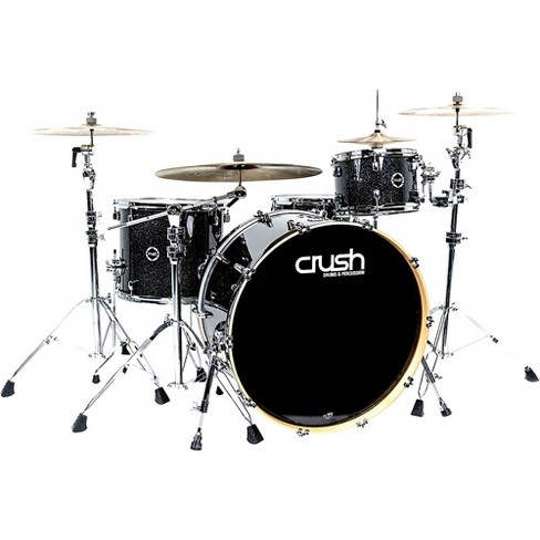 """Crush Drums & Percussion Sublime E3 Maple 4-Piece Shell Pack with 26x15"""" Bass Drum - image 1 of 2"""