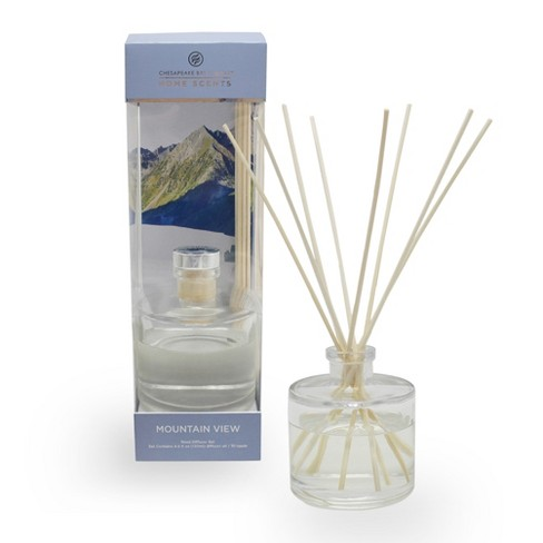 4.5 fl oz Oil Diffuser Mountain View - Home Scents By Chesapeake Bay Candle - image 1 of 1