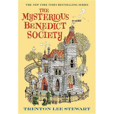 The Mysterious Benedict Society ( Mysterious Benedict Society) (Reprint) (Paperback) by Trenton Lee Stewart