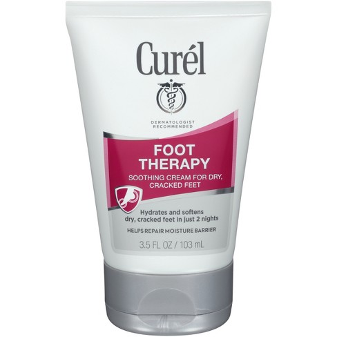 Curel Foot Therapy Soothing cream for Dry and Cracked Feet - 3.5 oz - image 1 of 3
