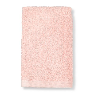 Everyday Solid Hand Towel Light Pink - Room Essentials™