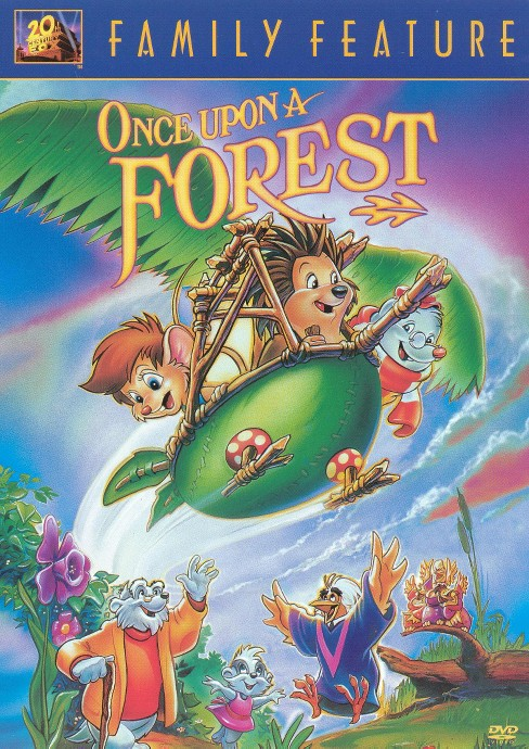 Once Upon a Forest (dvd_video) - image 1 of 1