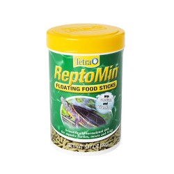 ReptoMin Newts and Frogs Aquatic Turtles Floating Food Sticks 3.7oz