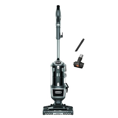 Shark NV601 Rotator Lift Away Anti Allergen Upright Swivel Bagless Vacuum Cleaner, Gray (Certified Refurbished)