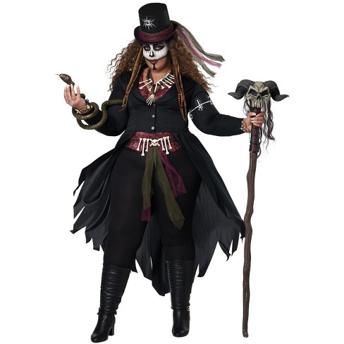 Costume Halloween 3xl.California Costumes Mysterious Mage Plus Size Costume 3xl Target