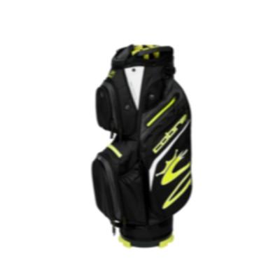 Cobra Golf Ultralight Cart Bag-Fluo Yellow