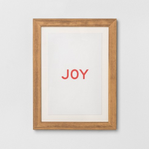 "8""X10"" Wall Dcor Joy - Hearth & Hand™ with Magnolia - image 1 of 3"