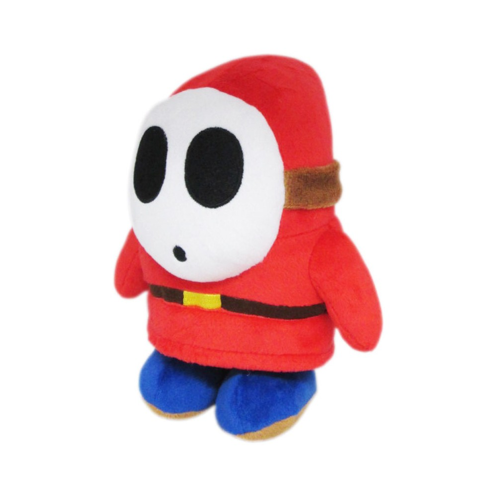 Nintendo Plush - Shy Guy, Stuffed Animals