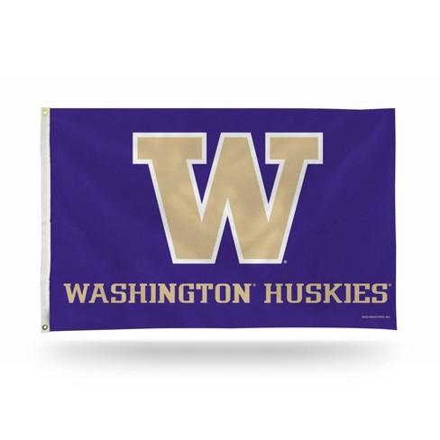 NCAA Washington Huskies Banner Flag - image 1 of 1