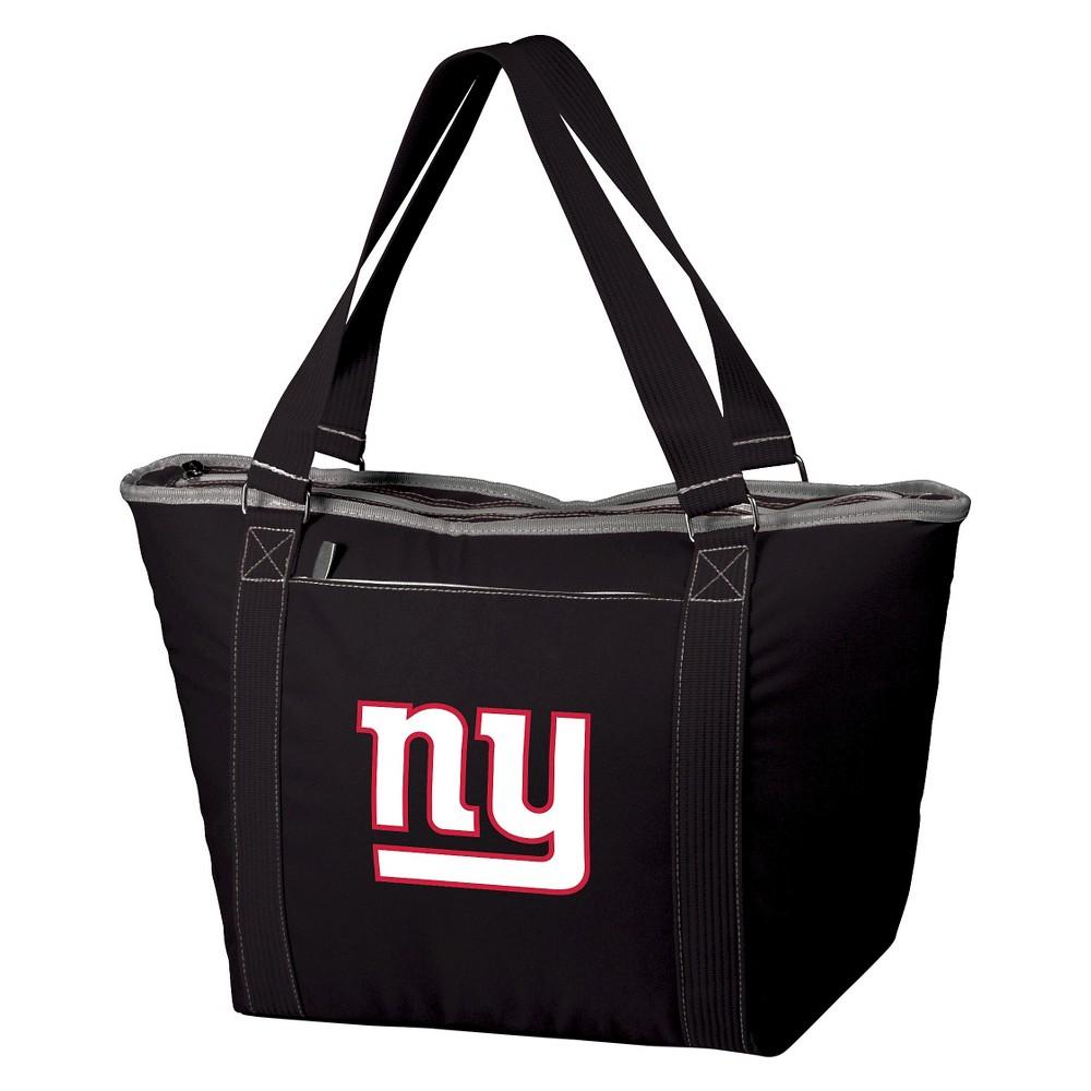 New York Giants - Topanga Cooler Tote by Picnic Time (Black)