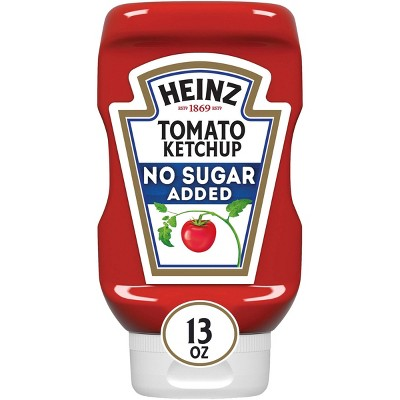 Heinz Tomato Ketchup Reduced Sugar - 13oz