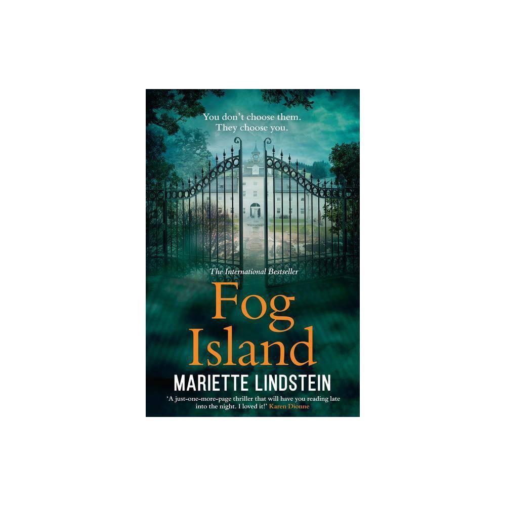 Fog Island Fog Island Trilogy Book 1 By Mariette Lindstein Paperback