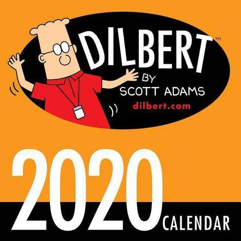 Dilbert Calendar 2020 Dilbert 2020 Mini Wall Calendar   By Scott Adams : Target