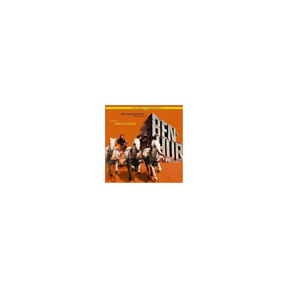 Miklos Rozsa - Ben Hur (Ost) (Vinyl)