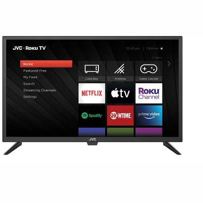 "JVC 32"" Class HD DLED Roku Smart TV (LT-32MAR205)"