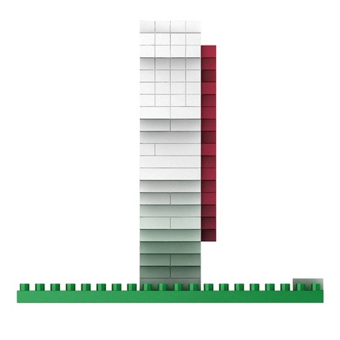 nfl brxlz 3d logo building blocks target