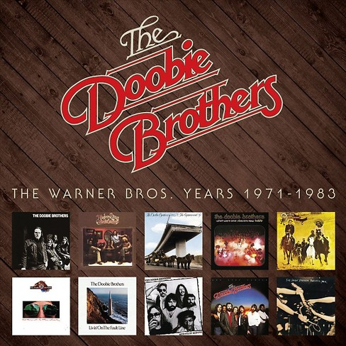 Doobie brothers - Warner bros years:1971-1983 (CD) - image 1 of 1