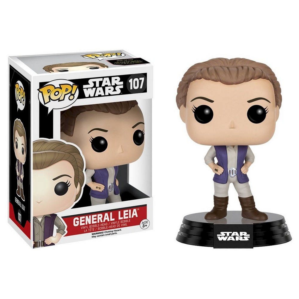 Pop! Star Wars: EP7 - General Leia