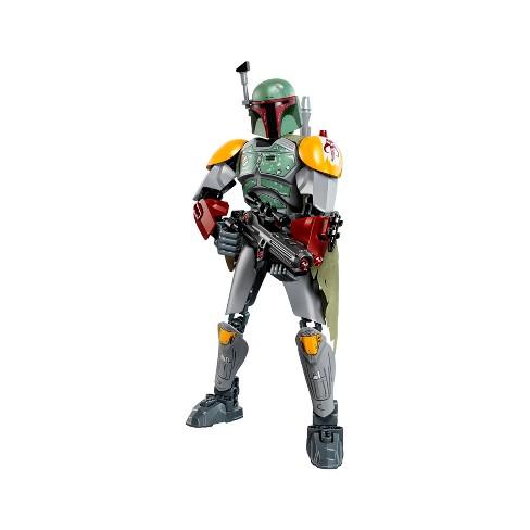 Lego Constraction Star Wars Boba Fett 75533 Target