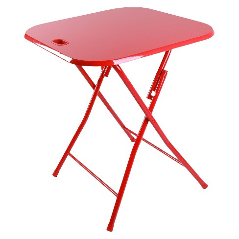 Folding Table with Handle - urb SPACE - image 1 of 3
