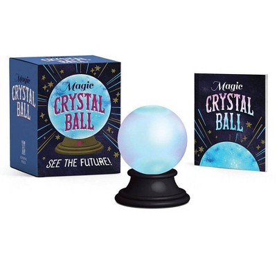 Magic Crystal Ball - (Rp Minis)by Marlo Scrimizzi (Paperback)
