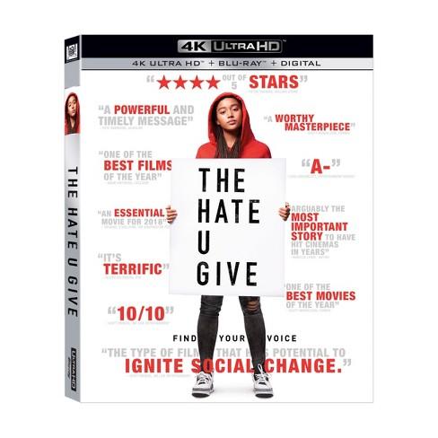 The Hate U Give (4K/UHD) - image 1 of 1