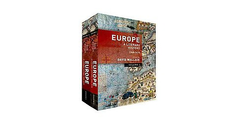 Europe : A Literary History, 1348-1418 (Hardcover) - image 1 of 1