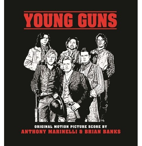 Anthony Marinelli - Young Guns (Ost) (Vinyl) - image 1 of 1